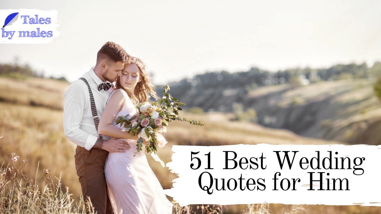 Wedding Quotes for Him
